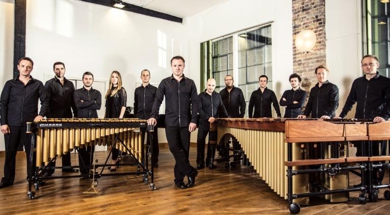 Colin Currie Group and Synergy Vocals Perform Steve Reich